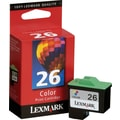 Lexmark 26 Color Ink Cartridge (10N0026)