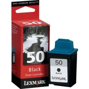 Lexmark 50 Black Ink Cartridge (17G0050)