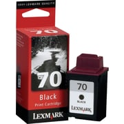 Lexmark 70 Black Ink Cartridge (12A1970)