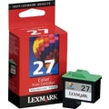 Lexmark 27 Color Ink Cartridge (10N0227)