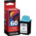 Lexmark 60 Color Ink Cartridge (17G0060)