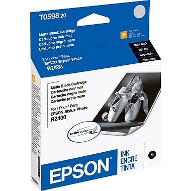 Epson T0598 Matte Black Ink Cartridge (T059820)