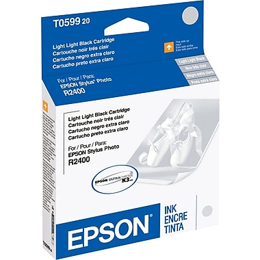 Epson 59 Light Light Black Ink Cartridge (T059920)