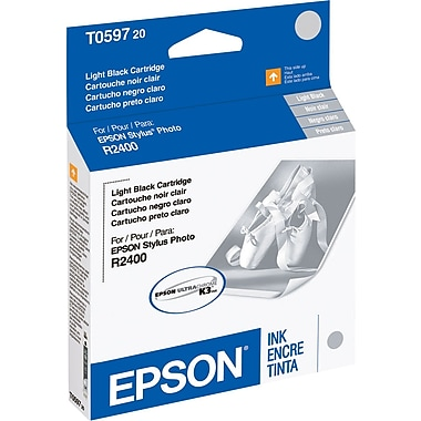 Epson T0597 Light Black Ink Cartridge (T059720)