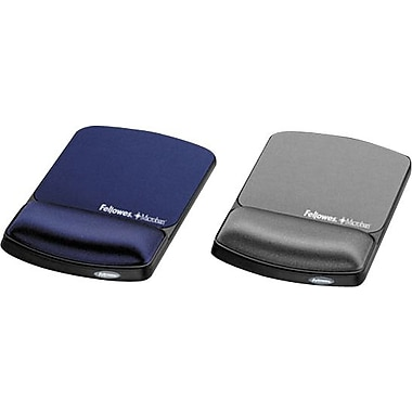 Fellowes Microban Wrist Rest and Mouse Pads