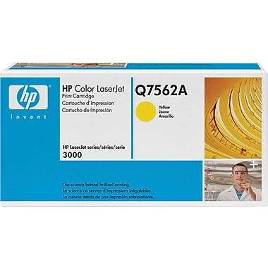 HP 314A Yellow Toner Cartridge (Q7562A)