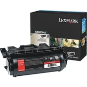 Lexmark T640/644 Black Toner Cartridge (64035HA), High Yield