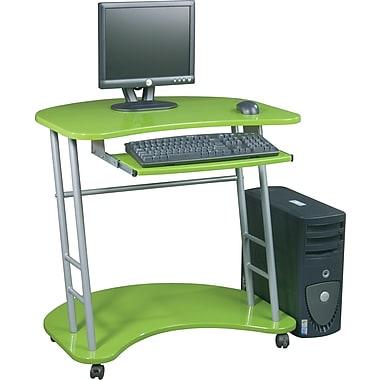 Office Star kk206R Computer Desk, Apple Green