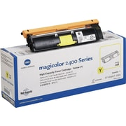 Konica Minolta Yellow Toner Cartridge (1710587-005), High Yield