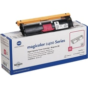 Konica Minolta Magenta Toner Cartridge (1710587-006), High Yield