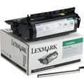 Lexmark 12A6839 Black Return Program Toner Cartridge, High Yield
