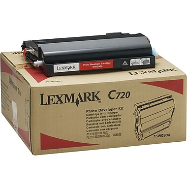 Lexmark 15W0904 Color Toner Cartridge with Photo Developer Belt