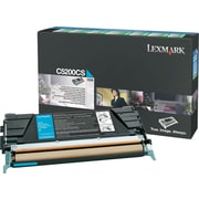 Lexmark Cyan Toner Cartridge (C5200CS), Return Program