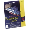Avery Print-to-the-Edge Color Laser Business Cards