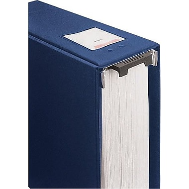 Wilson Jones Large-Capacity 3-Inch Post Hanging Binder, Blue (36549BL)