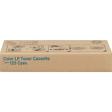 Ricoh Type 125C Cyan Toner Cartridge (400969)