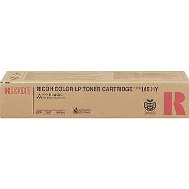 Ricoh 888308 Black Toner Cartridge, High Yield