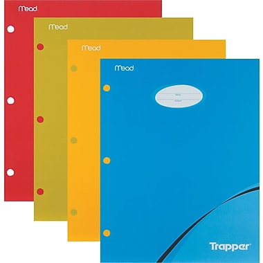 Trapper 2-Pocket Folder