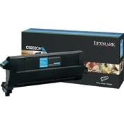 Lexmark C9202CH Cyan Toner Cartridge