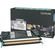 Lexmark Black Toner Cartridge (C5220KS), Return Program