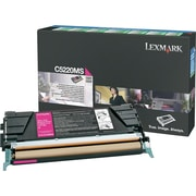 Lexmark Magenta Toner Cartridge (C5220MS), Return Program