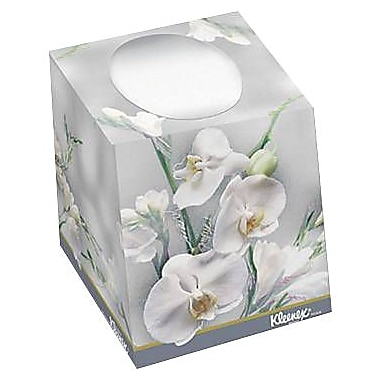 Kleenex Boutique Facial Tissues, 2-Ply, 3/Pack