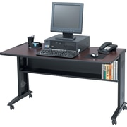 Safco® 54 Reversible Top Mobile Workstation