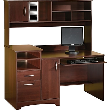 South Shore Royal Cherry Computer Desk