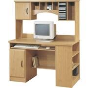 South Shore Addison Computer Desk and Hutch DBM