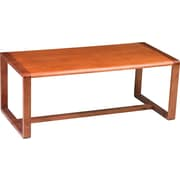 Office Star™ ProLine II™ Wood Coffee Table, Oak