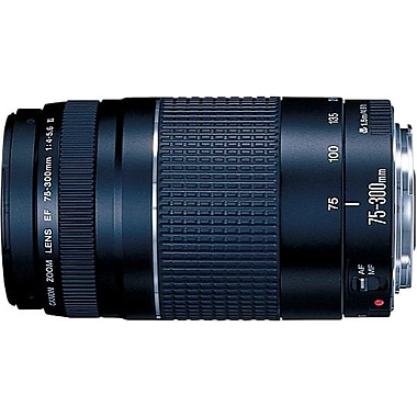 Canon EF 75-300mm f/4-5.6 III Telephoto Zoom Lens for Canon® EOS Cameras