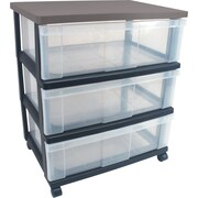Staples® 3-Drawer Organizers