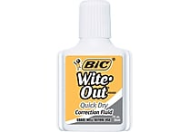 BIC® Wite-Out® Brand Correction Fluids