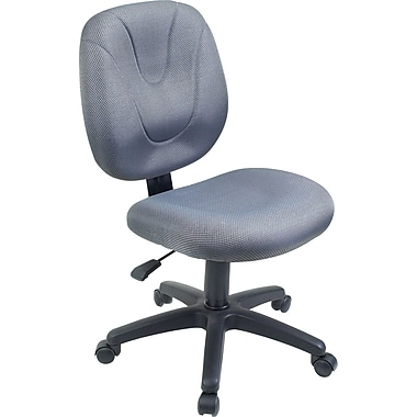Staples® Diamond Task Chair, Grey