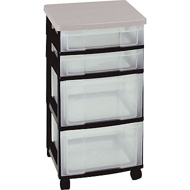 Staples® 4-Drawer Organizers
