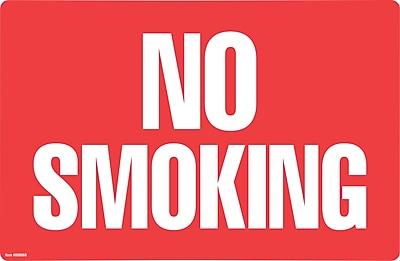 Cosco No Smoking No Fumar 8 x 12