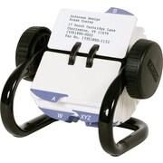 "Rolodex™ Mini Rotary Card File, 250-Card, 1-3/4"" x 3-1/4"""