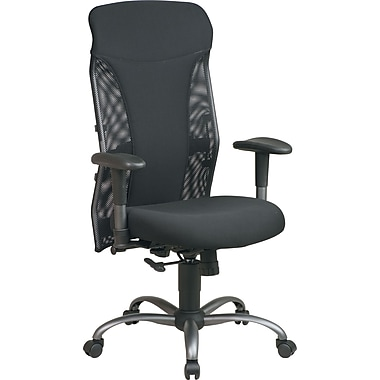 Office Star 7160 Series Mesh Back Chairs