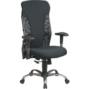 Office Star 7160 Series High-Back Mesh Chair