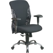 Office Star 7160 Series Mid-Back Mesh Chair
