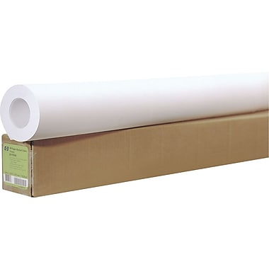 HP Bright White Inkjet Bond Paper, 24in. x 150'