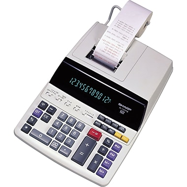 Sharp Printing Calculator (EL-1197PIII)