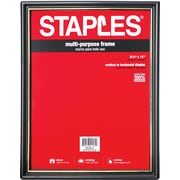 "Staples® All-Purpose Frame, 8 1/2"" X 11"""