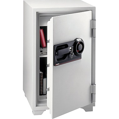 Sentry&reg Safe Fire-Safe&reg 3.0 Cubic Ft. Capacity Security Safes