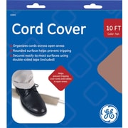 GE Cord Cover, Tan: 10' X 2.5""