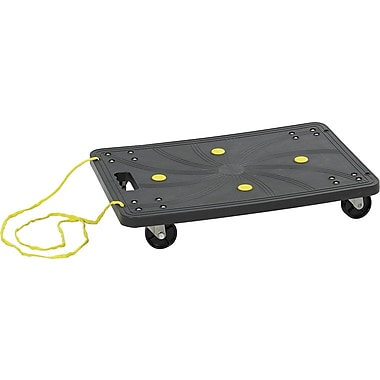 Safco® Stow Away® Dolly, 4-5/8in. x 15-3/4in. x 23-1/2in.