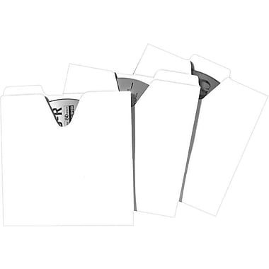 Ideastream CD File Folders, White