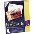 Avery Inkjet Postcards, 4in. x 6in., Matte Finish