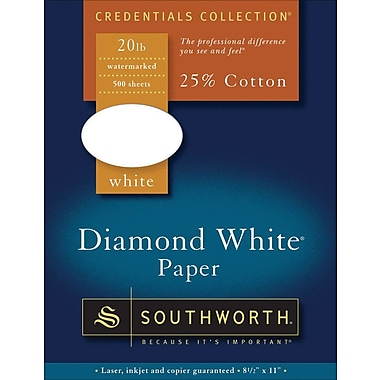 Southworth® Diamond White® Paper
