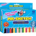 Mr. Sketch® Scented Watercolor Markers